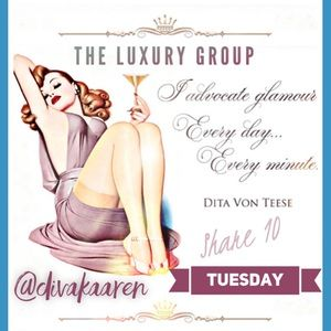 TUESDAY♦️CLOSED♦️THE LUXURY GROUP